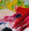 Abstract paintings with acrylic | Abstract picture art-4