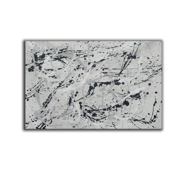 Original splatter painting | splatter painting original paintings L767-10