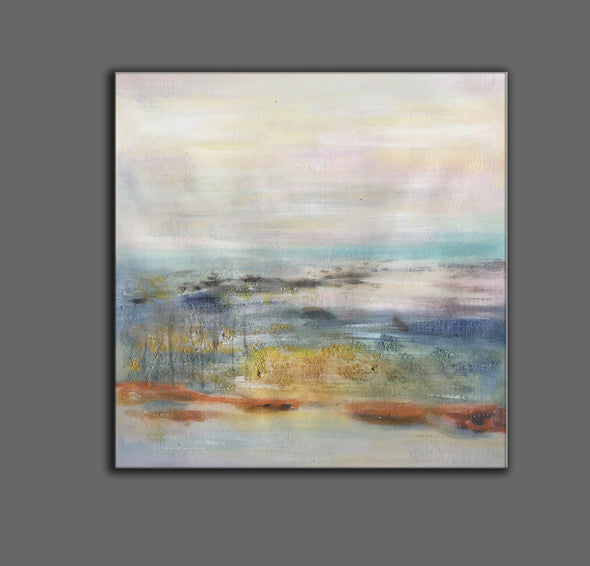 Pretty abstract paintings | Original artwork abstract LA234_6