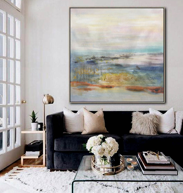 Pretty abstract paintings | Original artwork abstract LA234_7