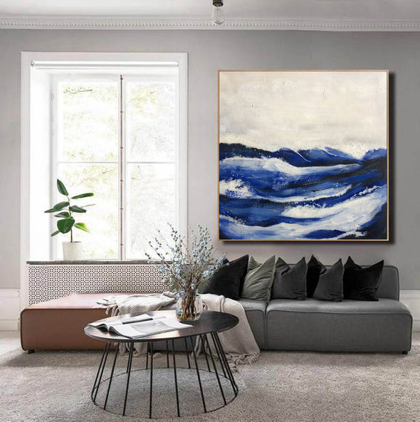 Wall painting abstract | Modern abstract acrylic painting LA233_6