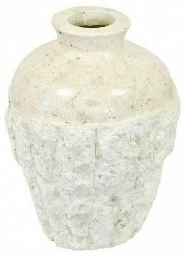 Mactan Stone Banana Jar Small Medium or Large Jar Available - VEHome