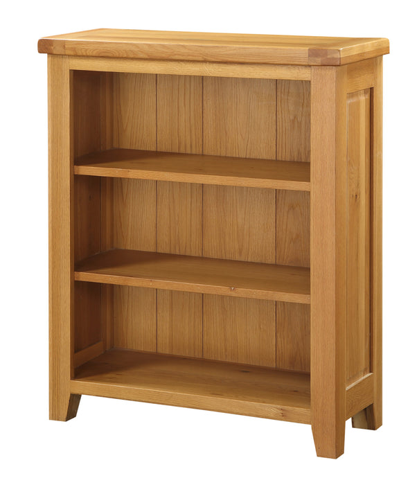 Acorn Solid Oak Bookcase Small - VEHome