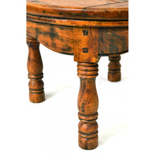 Load image into Gallery viewer, East Indies Round Coffee Table Solid Mango Wood - VEHome