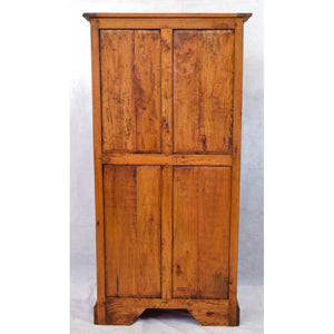 East Indies Tall Bookcase Solid Mango Wood - VEHome