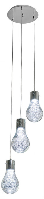 Bulb Shaped Chandelier Pendant Lamp - VEHome