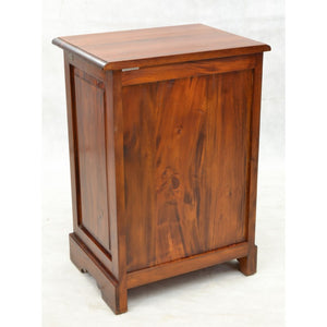 Mahogany Village Two over Three Chest of Drawers Solid Mahogany Wood - VEHome