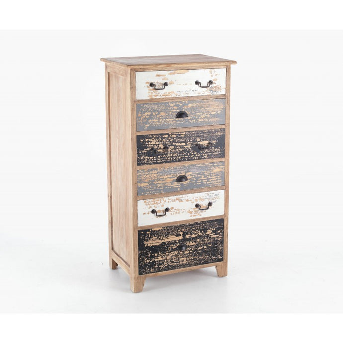 Piccadilly 120cm Chest of Drawers Solid Mindi Wood