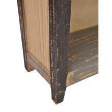 Load image into Gallery viewer, Piccadilly Vintage Bookcase Solid Mindi Wood - VEHome