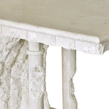 Load image into Gallery viewer, Beautiful Bellagio Dining Table Mactan Stone Sculpted Dining Table Unique Table - VEHome