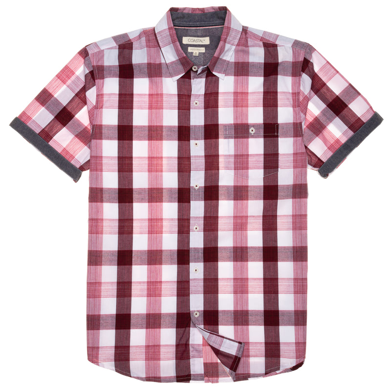 Deacon Short Sleeve Shirt by Coastal Brand