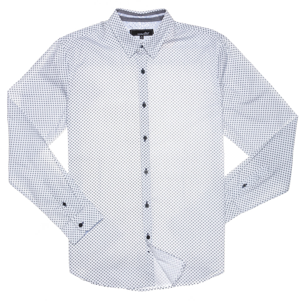 CRAFT Men's Printed Long-Sleeve Shirt