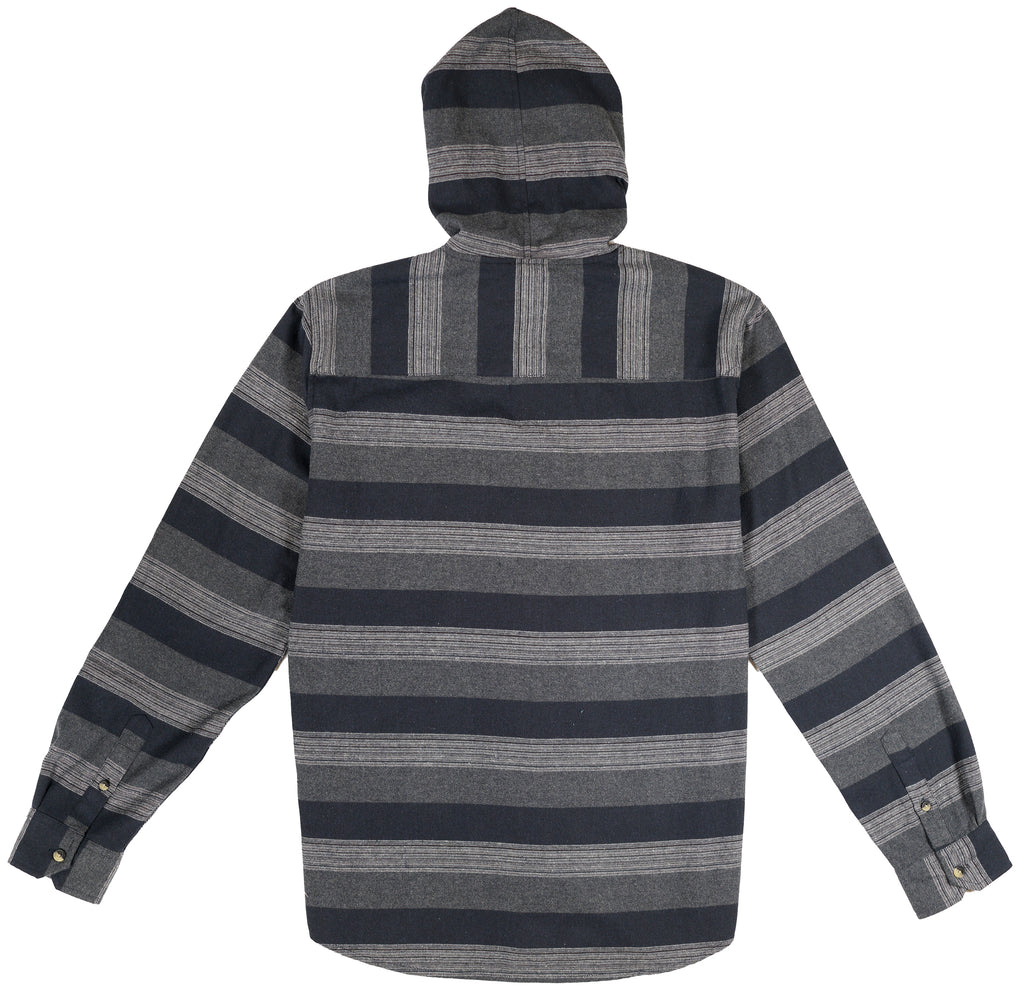 Strand Hooded Flannel
