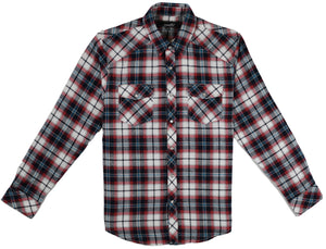 Truman Snap Button Flannel