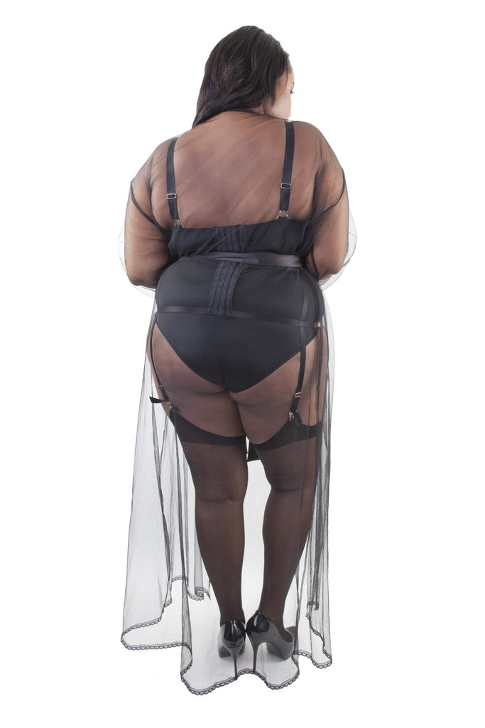 Gabi Fresh Betty Sheer Tüll Gewand