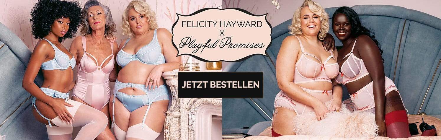 Felicity Hayward x Playful Promises