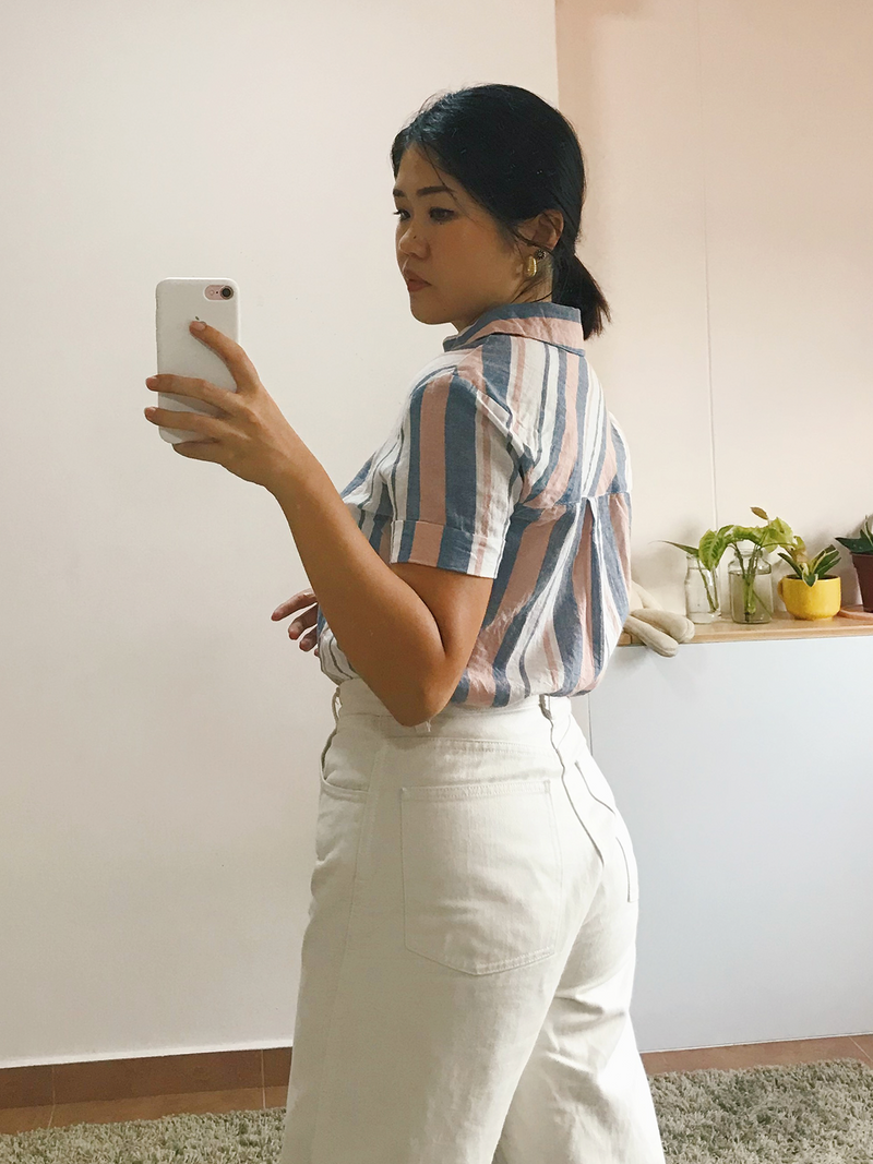 ASOS Stripe Shirt