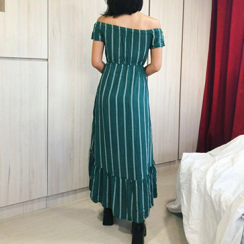 Cotton On Green Dress