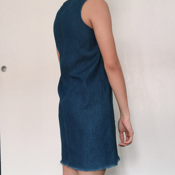 Runway Bandits Denim Dress