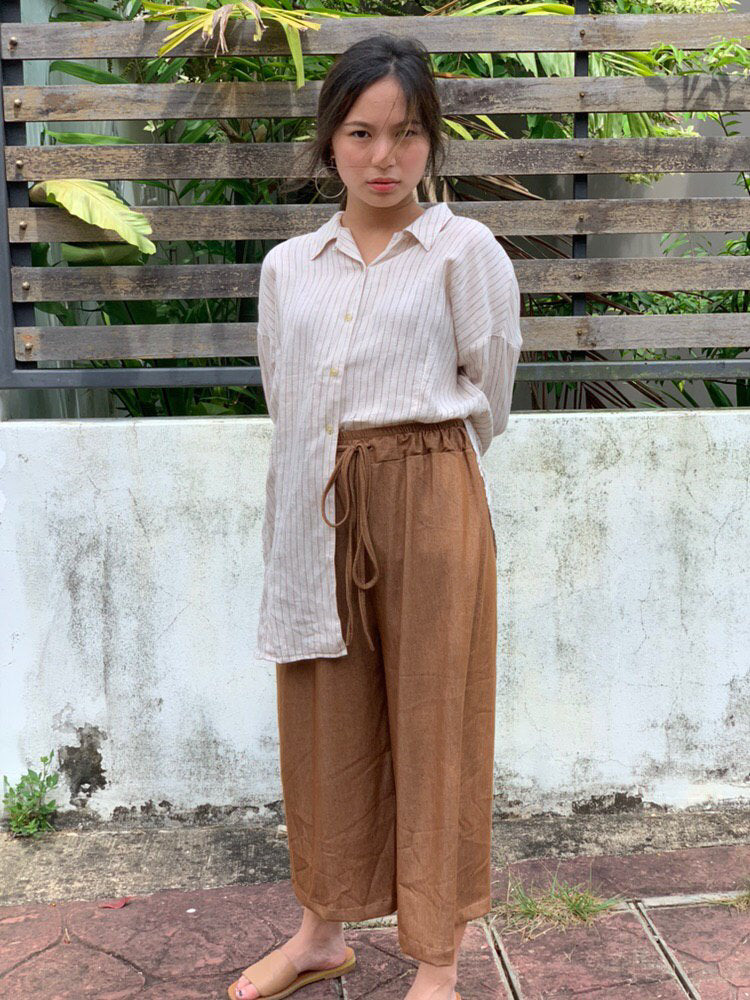 Comfy Pants Brown
