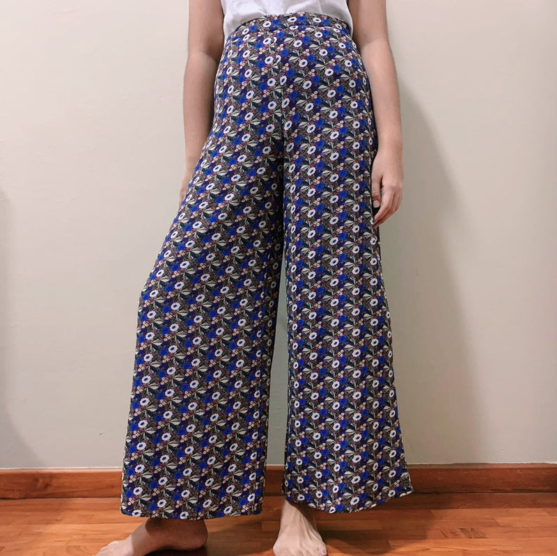 The Editor's Market Wide-Legged Pants