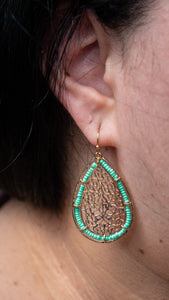 Jaded Earrings