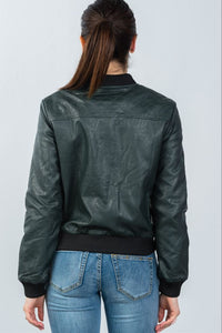 Evergreen Bomber