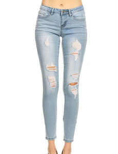 Faded Jeans