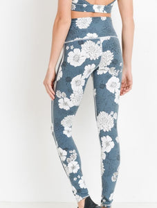 Floral Legging Set