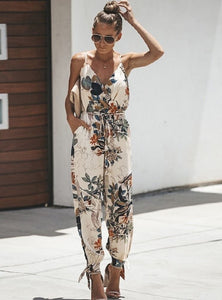 Fall For You Jumpsuit (Available up to 3X!)