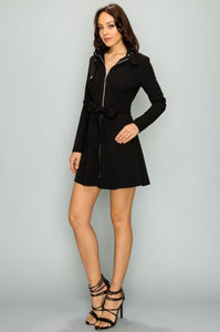 NEW! Trench Dress