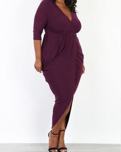 Violet Vixen Dress