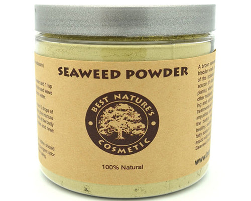 Organic Seaweed Kelp Powder for Face & Body