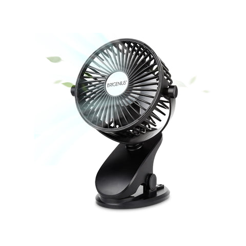 Battery Operated Clip-on Fan ( 2020 )
