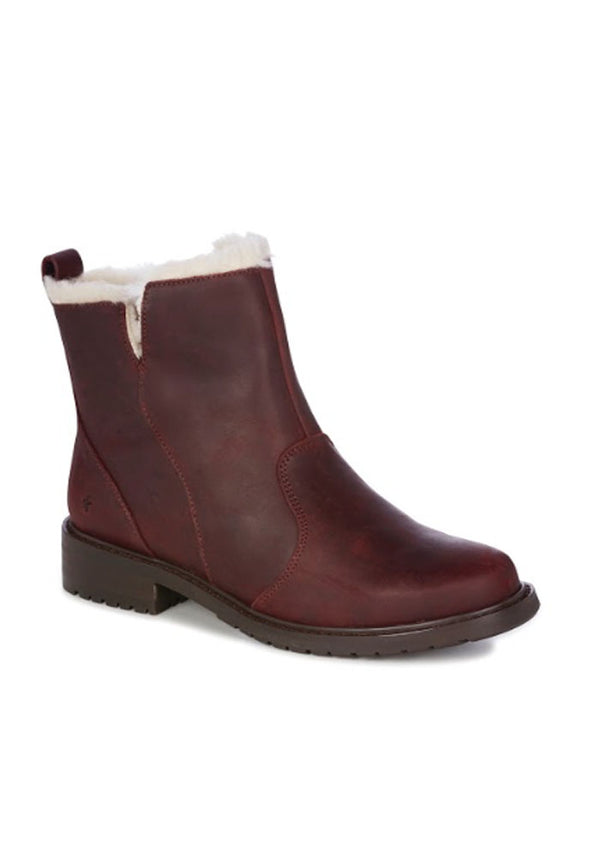 Barrow Red Wine Boots