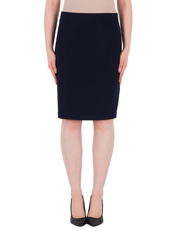 Navy Pencil Skirt DMG170351