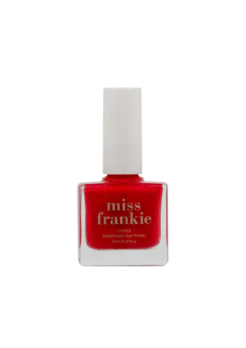 'Send Hearts Racing' Nail Polish-Miss Frankie-Debbie Moses
