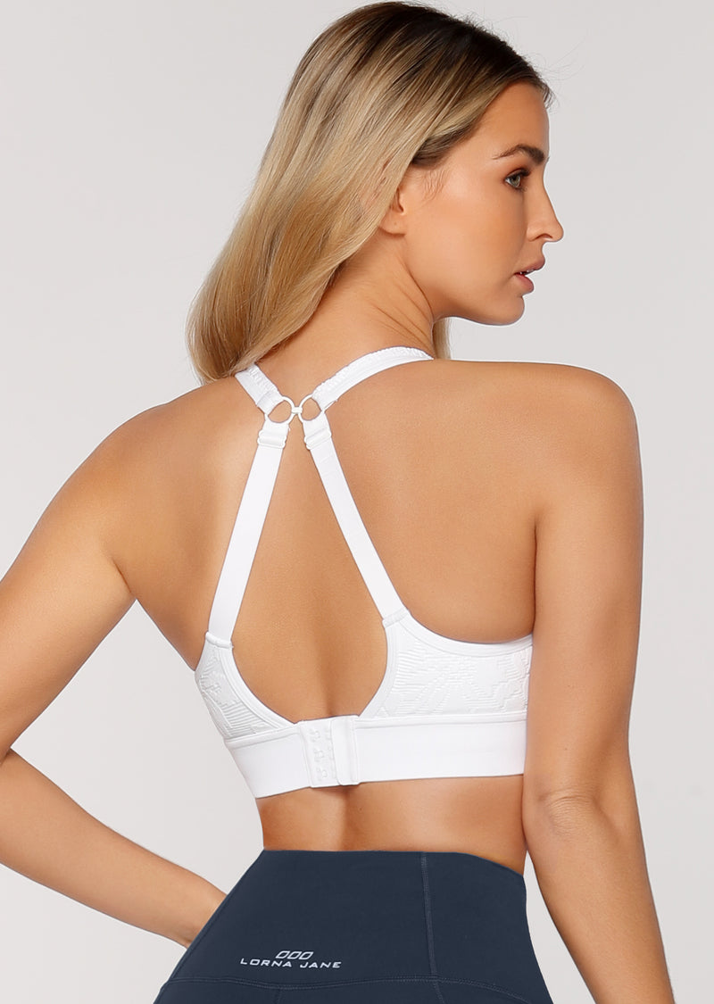 Compress and Compact Sports Bra