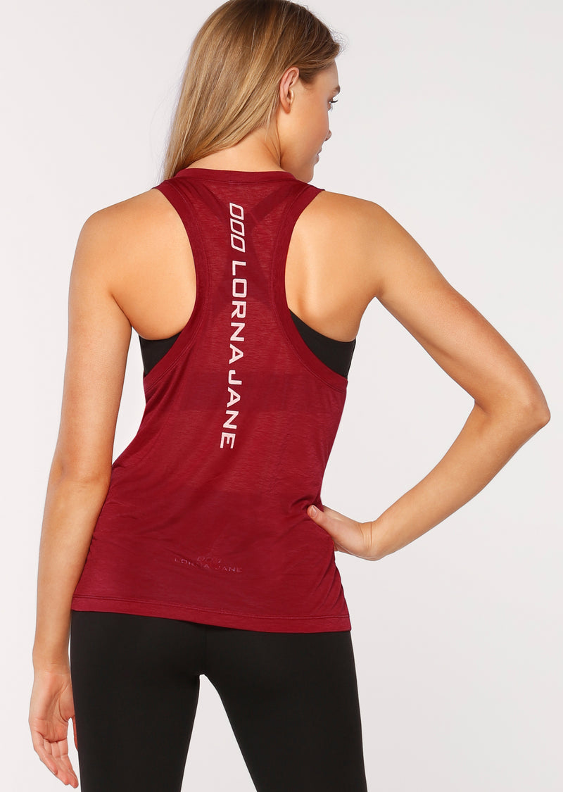 Superfine Active Muscle Tank