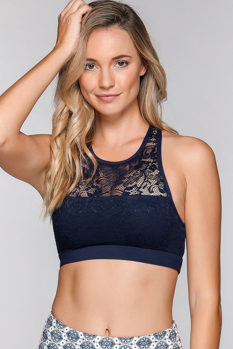 Lacey Support Bra