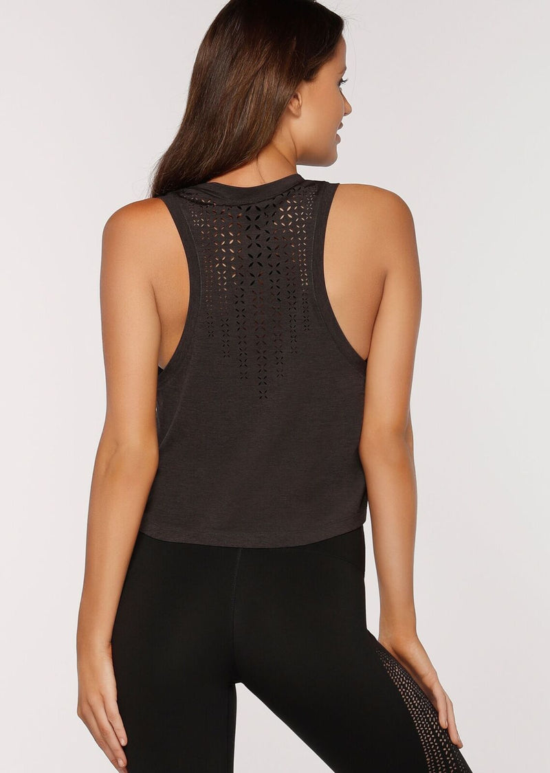 Lily Cropped Active Tank