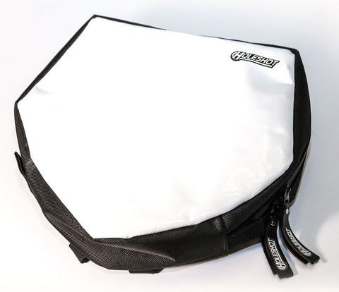 Holeshot Number Plate Bag