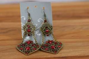 Earrings with Hook (179)