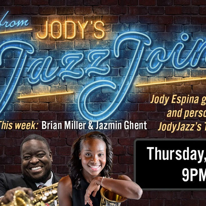 Live from Jody's Jazz Joint!