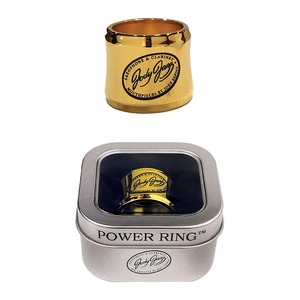 Jody Jazz Power Ring (Gold)