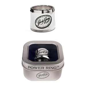 Jody Jazz Power Ring (Silver)