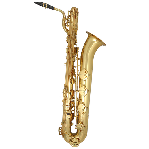Trevor James Horn Classic Baritone Saxophone (Gold Lacquer)