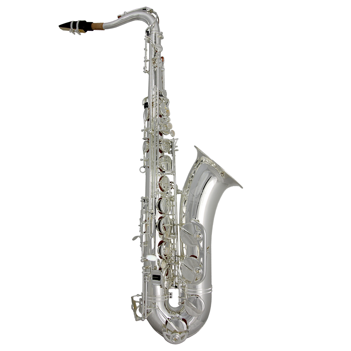 Trevor James Horn Classic Tenor Saxophone (Silver Plated)