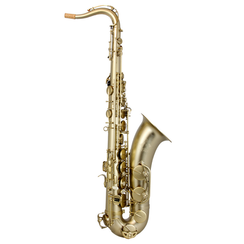 Trevor James Horn '88 Tenor Saxophone (Frosted Gold)