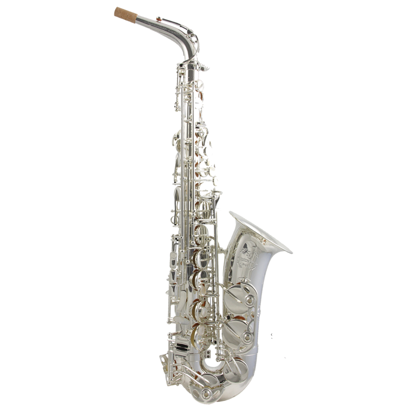 Trevor James Signature Custom Alto Saxophone (Silver Plated)